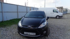 Ford FiestaCH-2sk