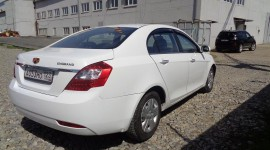 Geely Emgrand EX7-2sk
